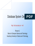 Database System and Design