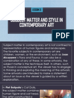 336399930-Subject-Matter-and-Style-in-Contemporary-Art