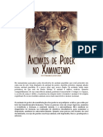 ANIMAIS DE PODER NO XAMANISMO