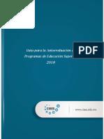 Guía para la autoevaluación de programas de educacion superior 2018 (1).docx