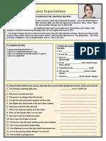 comparatives-and-superlatives-grammar-drills-oneonone-activities_118287