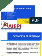 AIEPI Tuberculosis