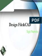 Design File&CAD