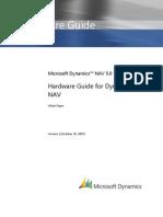 Hardware Guide - Dynamics - NAV 5 0