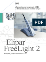 ESPE Elipar Freelight 2 - brochure - italiano