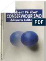 Nisbet Robert - Conservadurismo - AlianzaEd1995