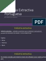 Industria Extractiva