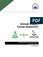Forest Green/CFL AERR