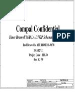 BDL50 LA-D702P