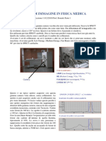 Metodi di immagine in fisica medica