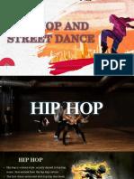 HIP HOP AND STREET DANCE.pptx