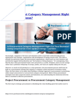 is-procurement-category-management-right-for-your-business