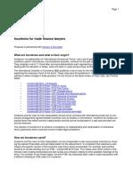 Pxf Trade Finance Incoterm