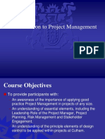 IntroductiontoProjectManagement