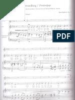 Dora Pejačević - Verwandlung Op.37
