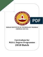 MBA-Curriculum-2018