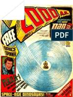 2000AD Issue 1