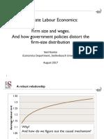 Graduate Labour Economics Lecture