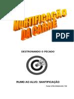 Mortificação da Carne - Ilton Gonçalves.doc