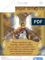 archangel uriel your emotions are healing - Google Search