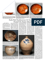 Staten Island Research Story Published in the January 31, 2020 Issue of Antiques & the Arts Weekly