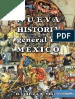 Nueva história general de México Colégio de México.pdf