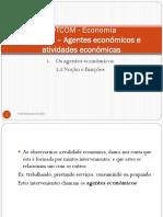 PP MÓDULO 2 10TCOM - Economia