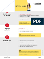 UA-Checkliste-Standard-Verfahren-EN