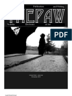 THE PAW Volume3, Issue 1