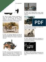 Línea de tiempo sobre el automóvil y exposición sobre los tipos de vehículos.docx