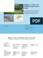 Highway 1 Safety and Mobility Improvement Study