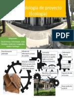 Metodología de proyecto Ecologia