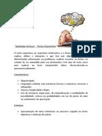 Tipologia Textual- Texto expositivo