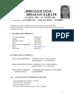 CURRICULUM VITAE AIDA enero 2020