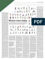 Haaretz Brave New Baby
