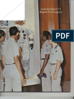 1970 Report to Congress of the United States Air Force Auxilliary, the Civil Air Patrol