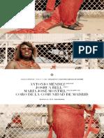OCNE · HOJA DE SALA SINF 22 2018-19