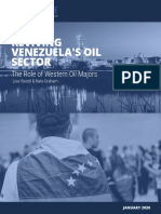 The Dialogue Vzla Oil Sector ENE2020
