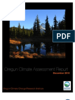 Oregon Climate Assessment Report