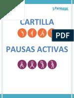 CARTILLA PAUSAS ACTIVAS