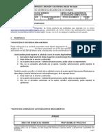 Plantillas autorizaciones ambulatorias