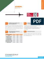 Esoecificaciones Tecnica de Perno Helicoidal