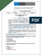 SSOMA Examen - Módulo 4