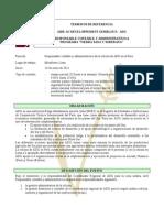 Responsable contable-administrativo