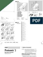 ESPE Pentamix 2 - istruzioni per l'uso - 2005