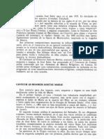 NOTAS, Soler, Josep. Canticum