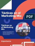 Sesión 2 Tácticas en el Marketing