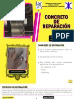 CONCRETO DE REPARACION (Presentacion)