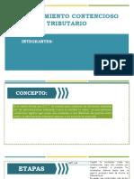 Procedimiento contencioso tributario FINAL.pptx