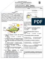 P.A.P  CIENCIAS NATURALES GRADO 4 PERIODO